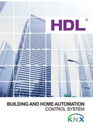 HDL KNX system